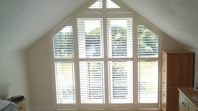 irregular shaped windows