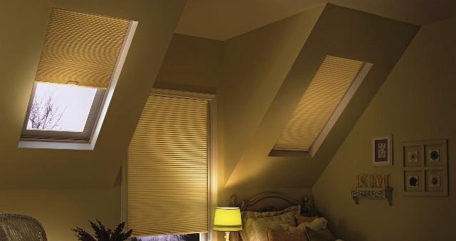 Skylight Blinds Houseblinds Ca