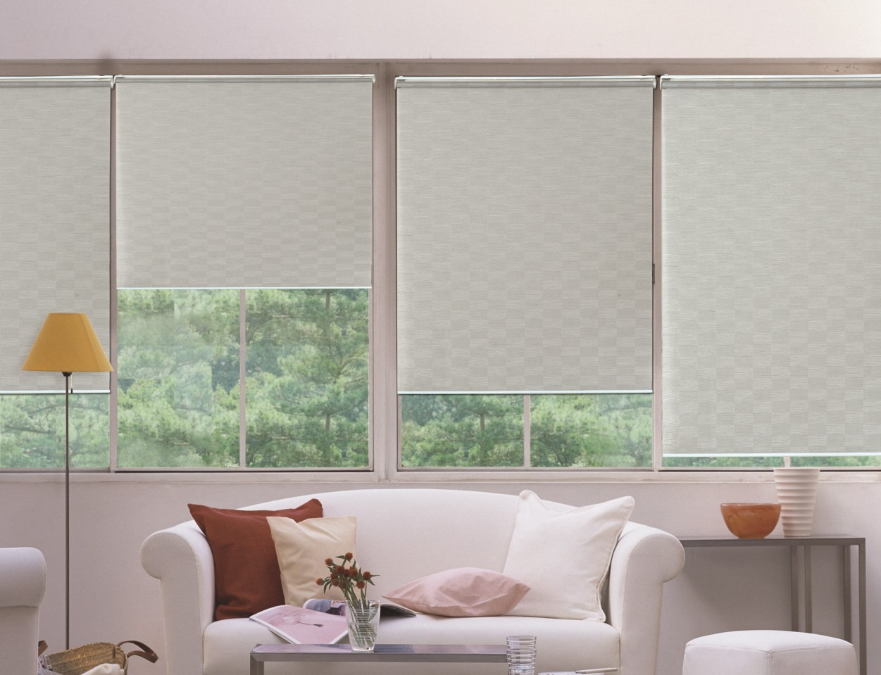 Roller Blinds Houseblinds Ca